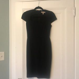Banana Republic Black Work Dress